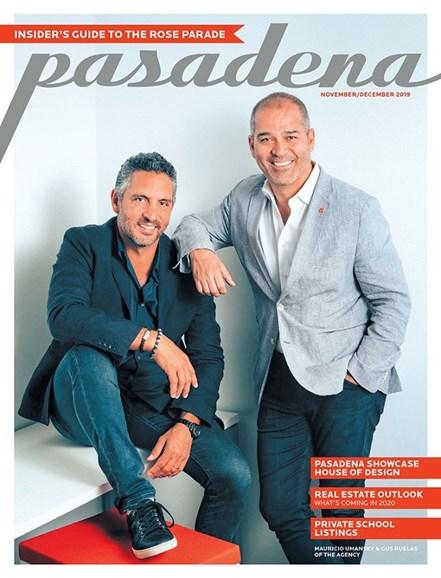 Pasadena Cover - 11/1/2019