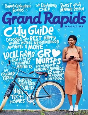 Grand Rapids Magazine | 7/2020 Cover