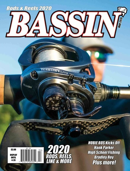 Bassin' Cover - 3/1/2020