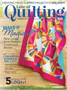Fons & Porter's Love of Quilting 5/1/2020