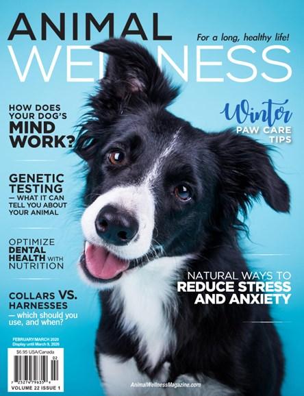 Animal Wellness Cover - 2/1/2020