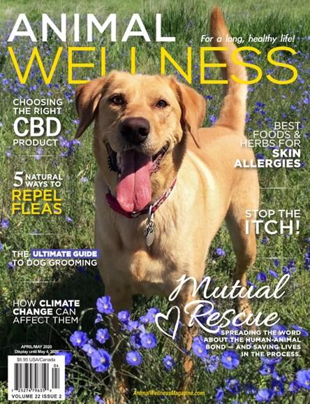 Animal Wellness Cover - 4/1/2020