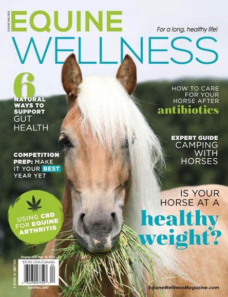 Equine Wellness Cover - 4/1/2020