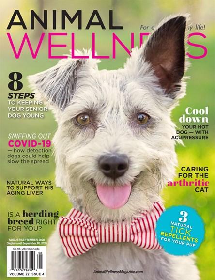 Animal Wellness Cover - 8/1/2020