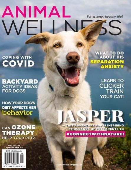 Animal Wellness Cover - 6/1/2020