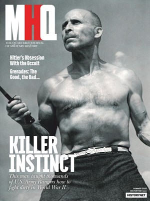 MHQ Military History Quarterly Magazine | 6/2020 Cover