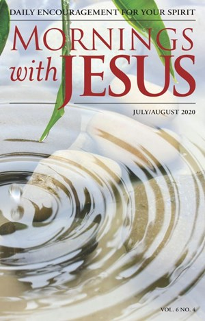 Mornings with Jesus   7/2020 Cover