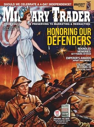 Military Trader Magazine | 7/2020 Cover