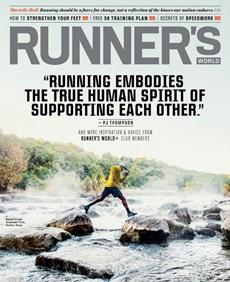 Runner's World | 7/2020 Cover