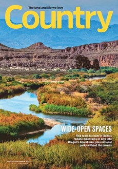 Country | 8/2020 Cover