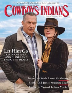 Cowboys & Indians | 8/2020 Cover