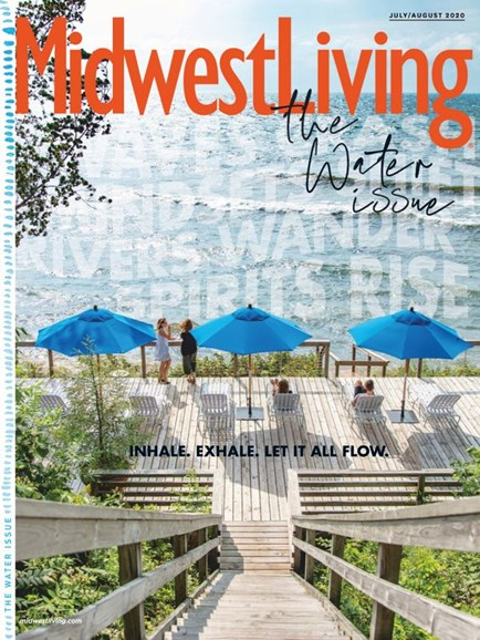 Midwest Living Cover - 7/1/2020