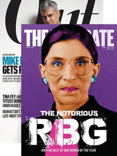 Out & The Advocate Edition | 4/2020 Cover