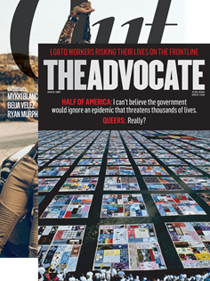 Out & The Advocate Edition | 6/2020 Cover