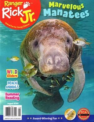 Ranger Rick Jr | 8/2020 Cover