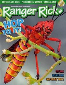 Ranger Rick | 8/2020 Cover