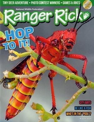 Ranger Rick Magazine | 8/2020 Cover