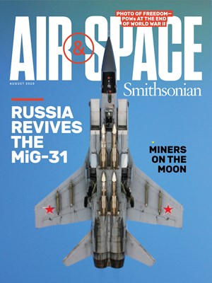 Air & Space | 8/2020 Cover