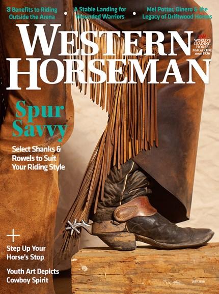 Western Horseman Cover - 7/1/2020