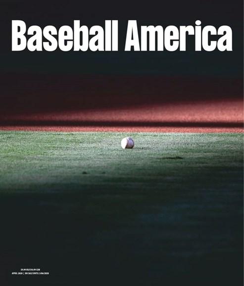 Baseball America Cover - 4/1/2020