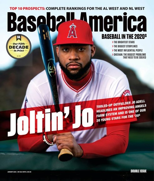 Baseball America Cover - 1/1/2020