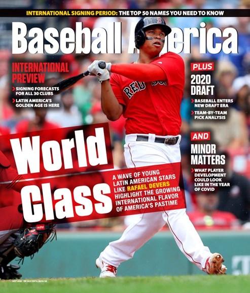 Baseball America Cover - 7/1/2020