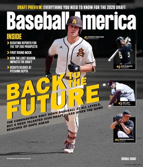 Baseball America Cover - 5/1/2020