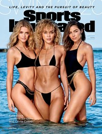Sports Illustrated Magazine | 8/1/2020 Cover
