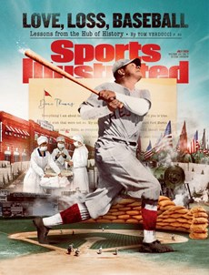 Sports Illustrated   7/2020 Cover