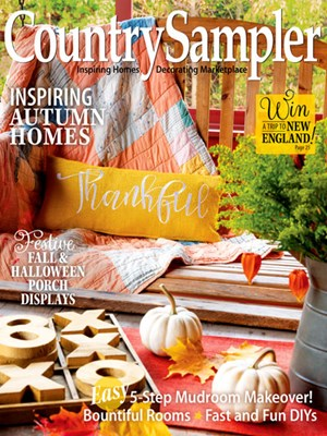 Country Sampler Magazine | 9/2020 Cover