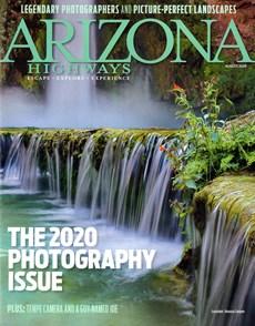 Arizona Highways | 8/2020 Cover