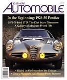 Collectible Automobile Magazine 10/1/2020