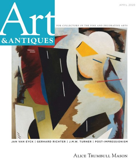 Art & Antiques Cover - 4/1/2020