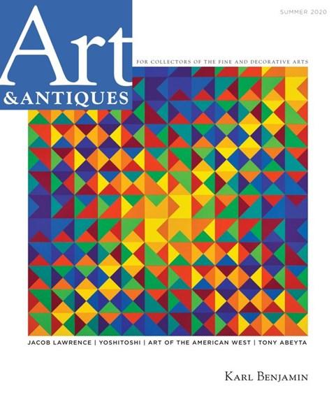 Art & Antiques Cover - 7/1/2020