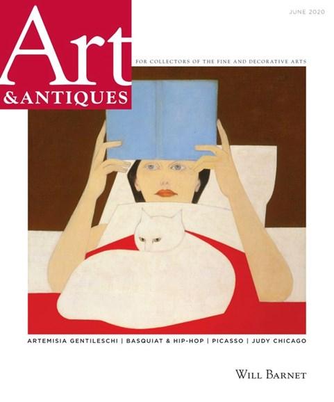 Art & Antiques Cover - 6/1/2020