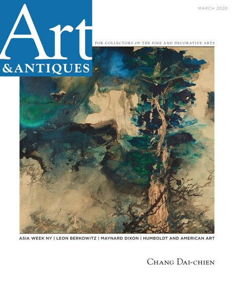 Art & Antiques Cover - 3/1/2020