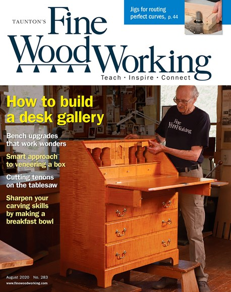 Fine Woodworking Cover - 8/1/2020