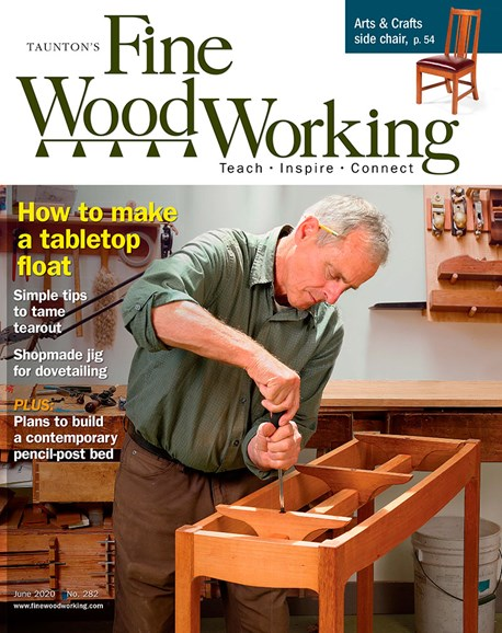 Fine Woodworking Cover - 6/1/2020