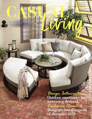 Casual Living Magazine | 7/2020 Cover
