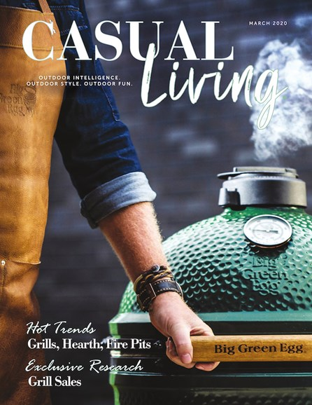 Casual Living Cover - 3/1/2020