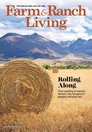 Farm & Ranch Living Magazine | 8/2020 Cover