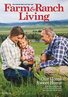 Farm & Ranch Living   6/2020 Cover