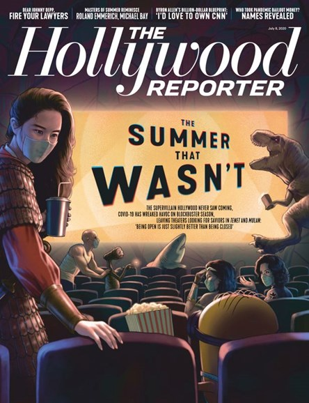 The Hollywood Reporter Cover - 7/8/2020