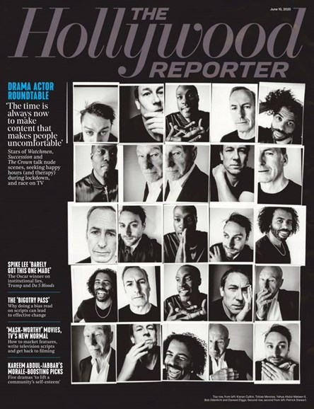 The Hollywood Reporter Cover - 6/10/2020