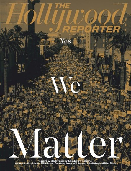 The Hollywood Reporter Cover - 6/17/2020