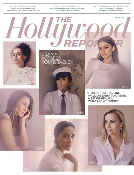 The Hollywood Reporter Cover - 6/24/2020