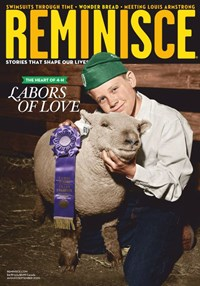 Reminisce Magazine | 8/2020 Cover