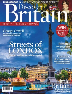 Discover Britain Magazine | 8/2020 Cover