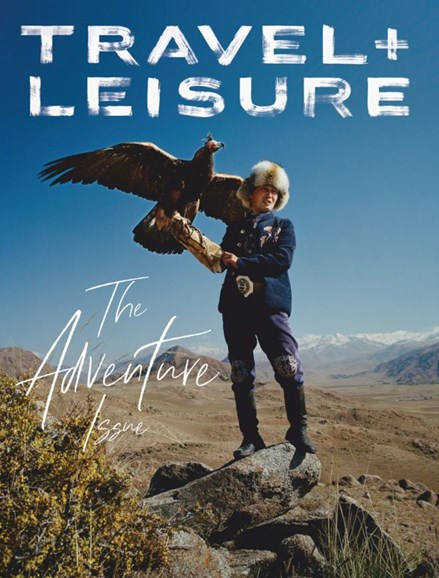 Travel + Leisure Cover - 7/1/2020