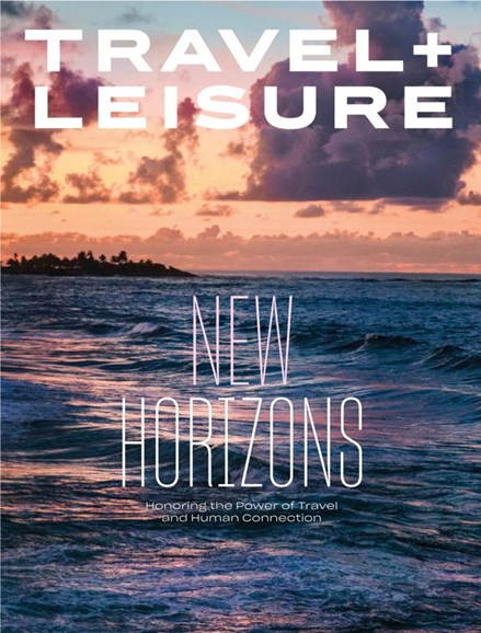 Travel + Leisure Cover - 6/1/2020